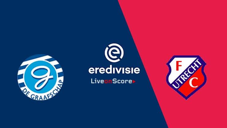 Graafschap vs Utrecht Preview and Prediction Live stream – Eredivisie 2019