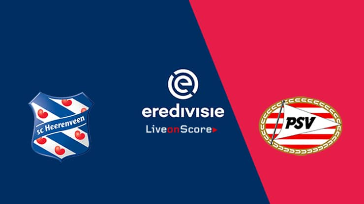 Heerenveen vs PSV Preview and Prediction Live stream – Eredivisie 2019