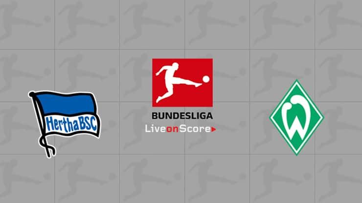 Hertha Berlin vs Werder Bremen Preview and Prediction Live stream Bundesliga 2019