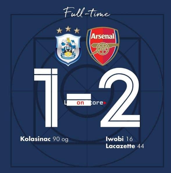 Huddersfield Town 1-2 Arsenal Full Highlight Video – Premier League 2019