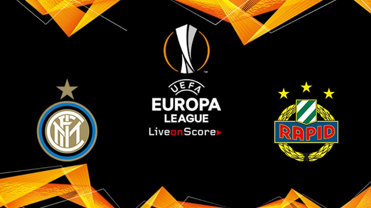Inter vs Rapid Vienna Preview and Prediction Live stream UEFA Europa League 1/16 Finals  2019