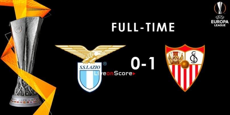 Lazio 0-1 Sevilla Full Highlight Video – Uefa Europa League 2019