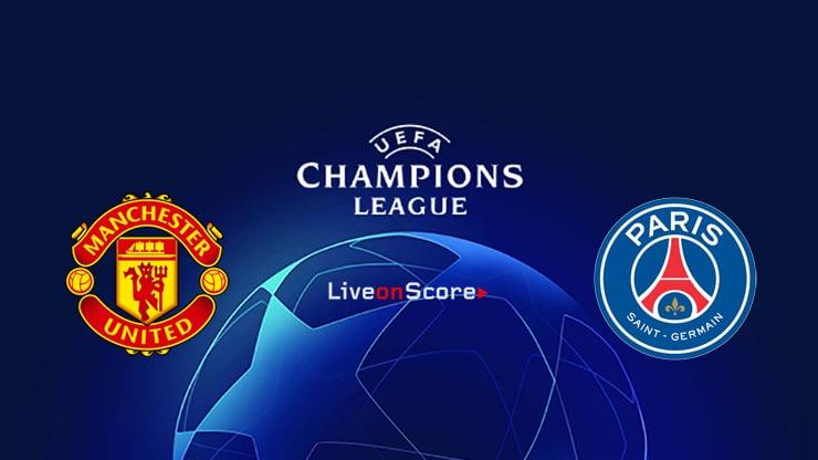 Manchester Utd vs Paris SG Preview and Prediction Live stream UEFA Champions League 1/8 Finals  2019