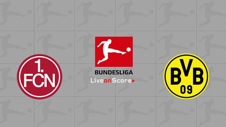 Nurnberg vs Dortmund Preview and Prediction Live stream Bundesliga 2019