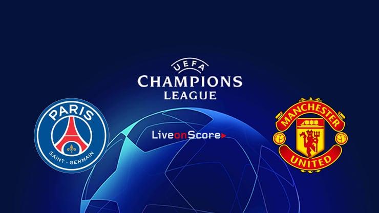 Paris SG vs Manchester Utd Preview and Prediction Live