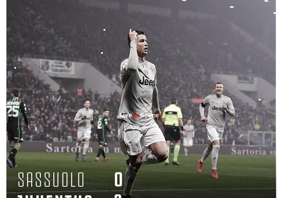 Sassuolo 0-3 Juventus Full Highlight Video – Serie Tim A 2019