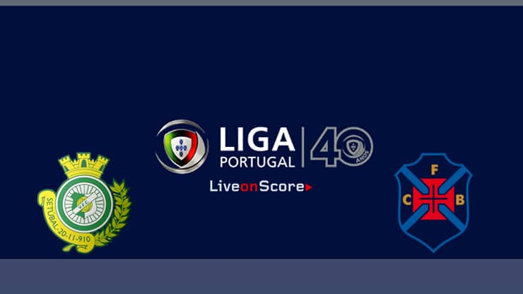 Setubal vs Belenenses Preview and Prediction Live stream Primeira Liga 2019