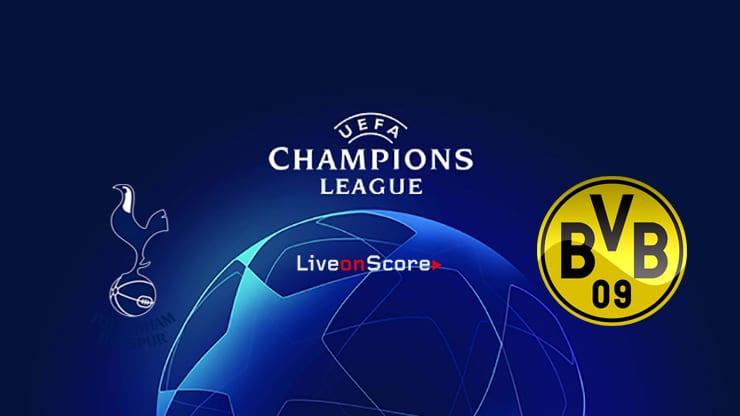 Tottenham vs Dortmund Preview and Prediction Live stream UEFA Champions League 1/8 Finals  2019