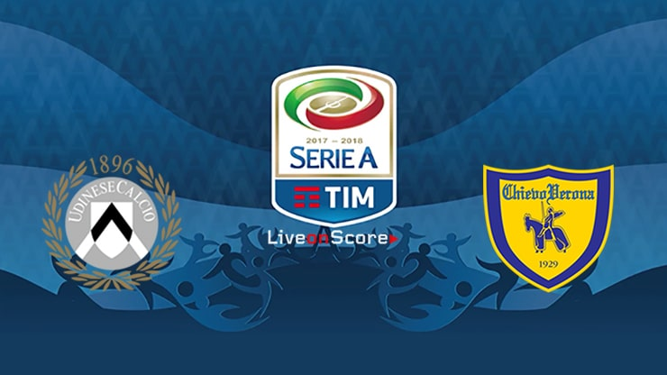 Udinese vs Chievo Preview and Prediction Live stream Serie Tim A  2019