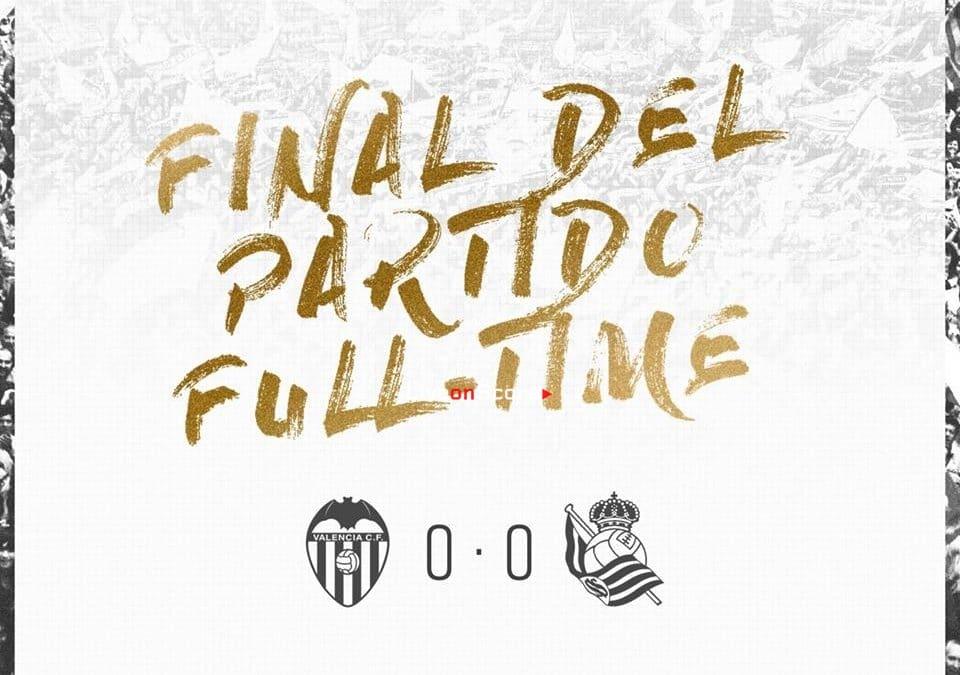 Valencia 0-0 Real Sociedad Full Highlight Video – LaLiga Santander 2019