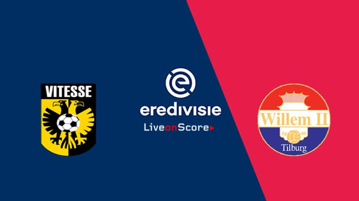 Vitesse vs Willem II Preview and Prediction Live stream – Eredivisie 2019