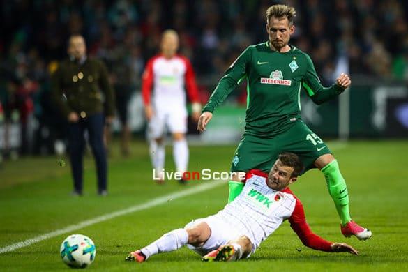 Werder Augsburg Live Stream