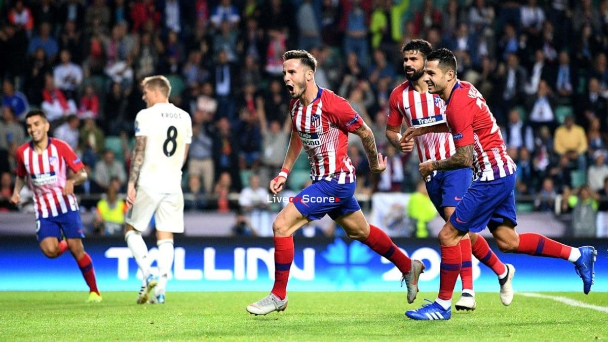 How to watch Atletico Madrid vs Real Madrid today - TV
