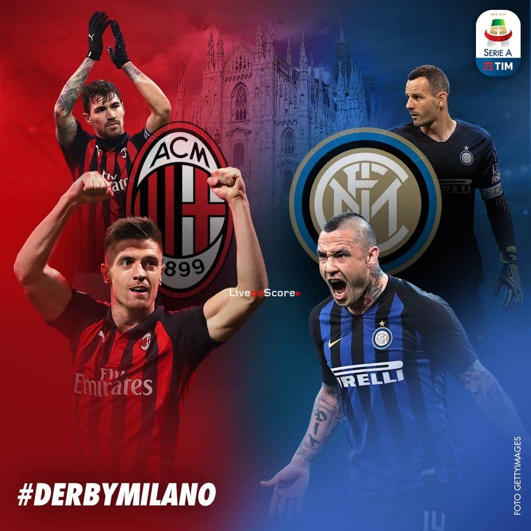 Ac Milan Vs Inter Live Stream Match Stats And Serie A Live Stream