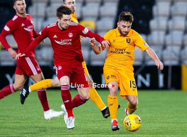 Aberdeen Vs Livingston Preview And Prediction Live Stream Premiership 2019