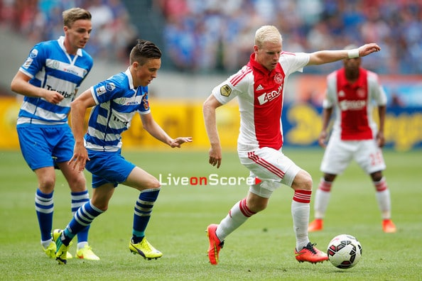 Ajax vs Zwolle Preview and Prediction Live stream ...