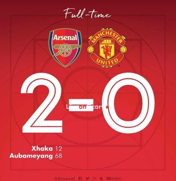 Premier league 2 - arsenal fc - manchester united