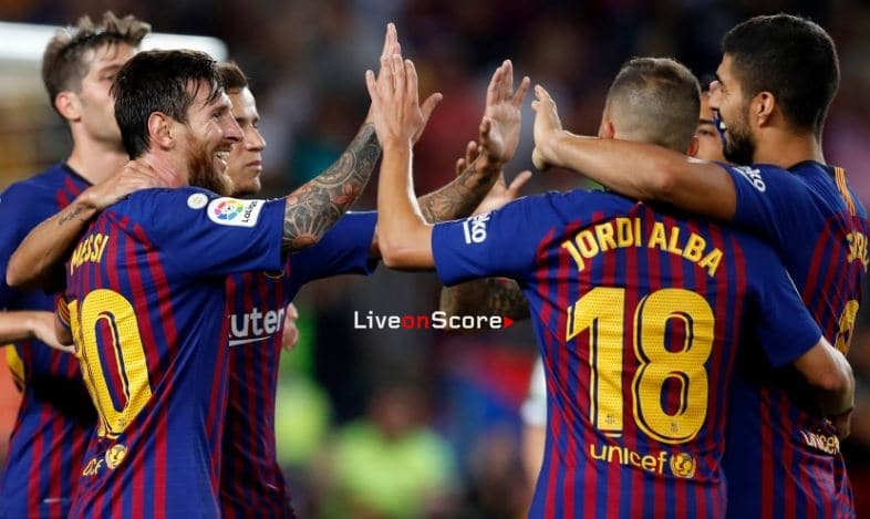 Barcelona 5-1 Lyon Full Highlight Video – Uefa Champions League 2019