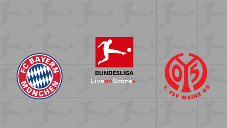 Bayern Munich vs Mainz Preview and Prediction Live stream Bundesliga 2019