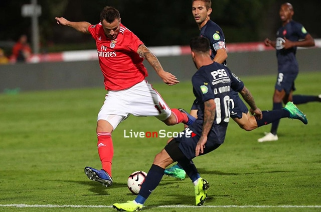 Belenenses vs benfica live stream