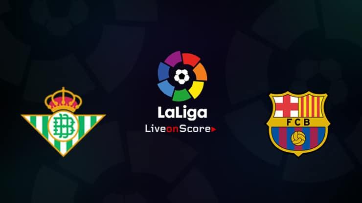 Betis vs Barcelona Preview and Prediction Live stream LaLiga Santander 2019