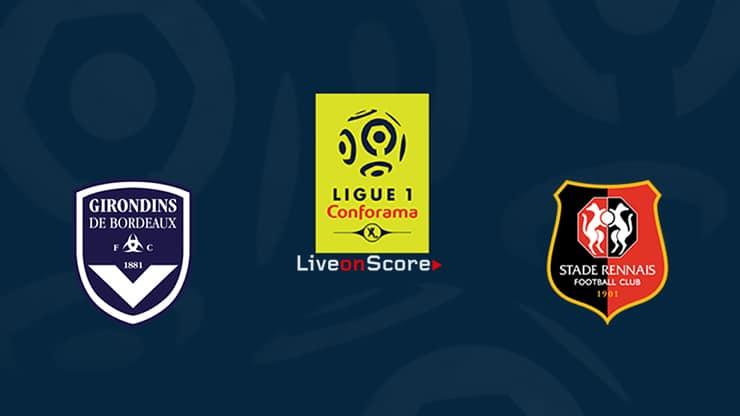 Bordeaux vs Rennes Preview and Prediction Live stream Ligue 1 2019