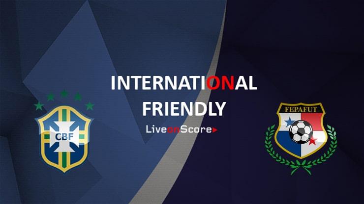 Brazil vs Panama Preview and Prediction Live Stream International Friendly 2019