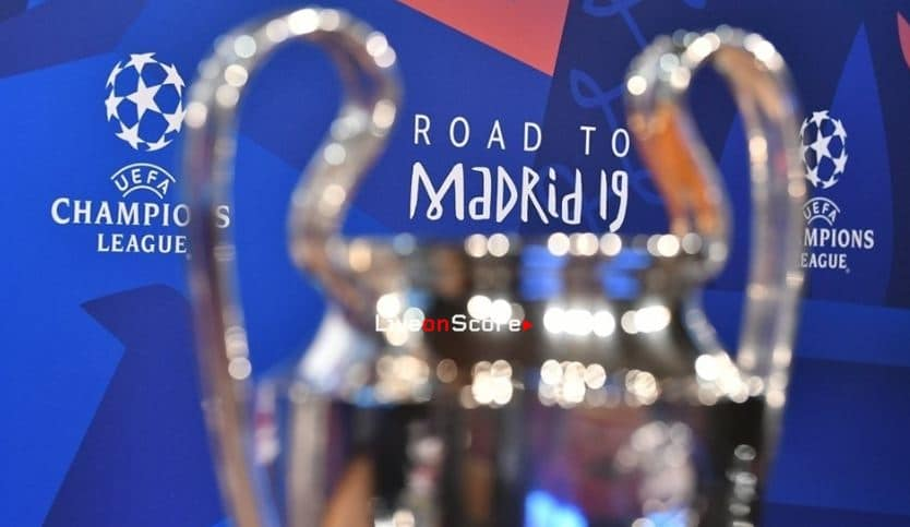 Champions League quarter-final and semi-final draws: all ...