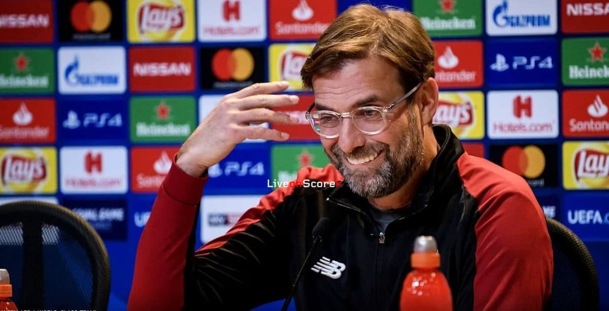 Klopp: Liverpool aiming for 'open game' against Bayern