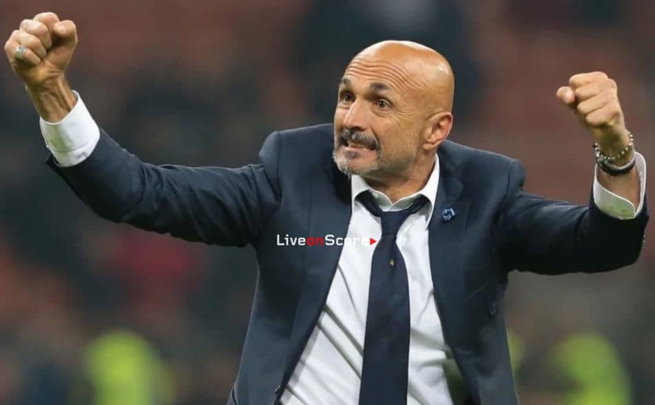 """SPALLETTI: """"A CRUCIAL MOMENT, I EXPECT SOMETHING GREAT"""""""