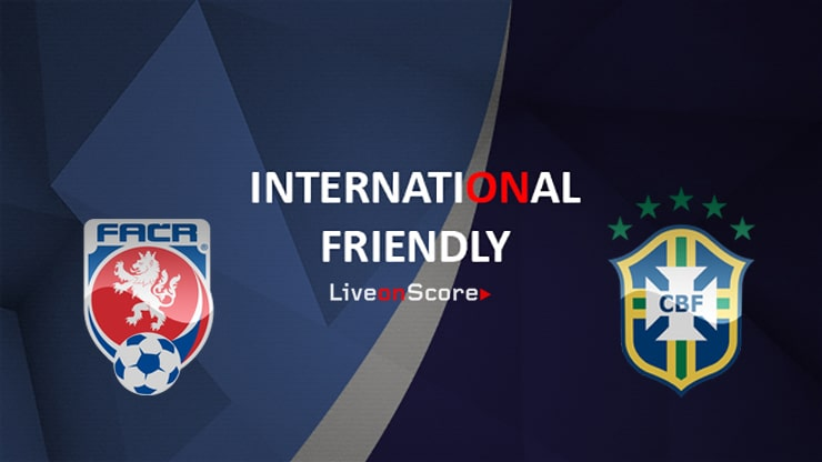 Czech Republic vs Brazil Preview and Prediction Live Stream International Friendly 2019