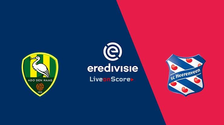 Den Haag vs Heerenveen Preview and Prediction Live stream – Eredivisie 2019