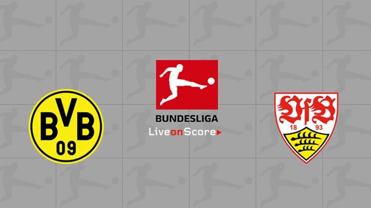 Dortmund Stuttgart 2021
