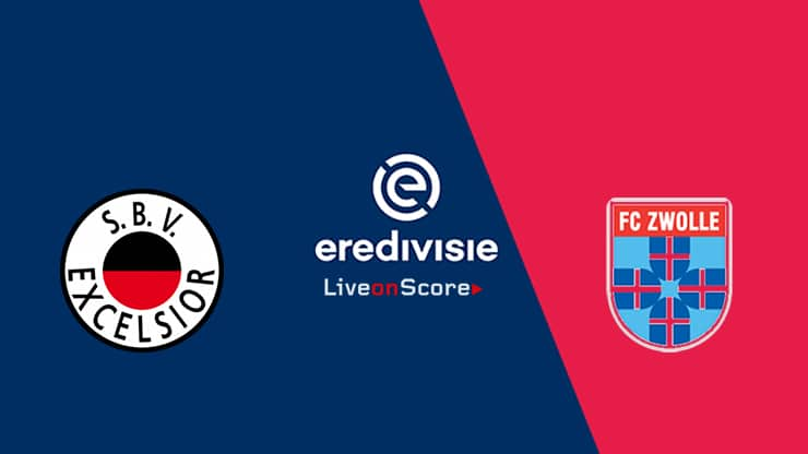 Excelsior vs Zwolle Preview and Prediction Live stream – Eredivisie 2019