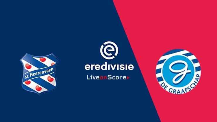 Heerenveen vs Graafschap Preview and Prediction Live stream – Eredivisie 2019