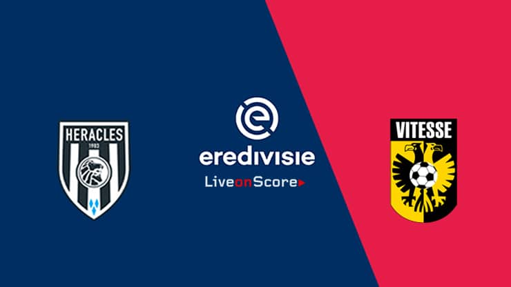 Heracles Vs Vitesse Preview And Prediction Live Stream Eredivisie 2019