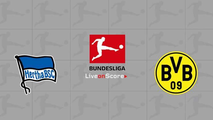 Hertha Berlin vs Dortmund Preview and Prediction Live stream Bundesliga 2019
