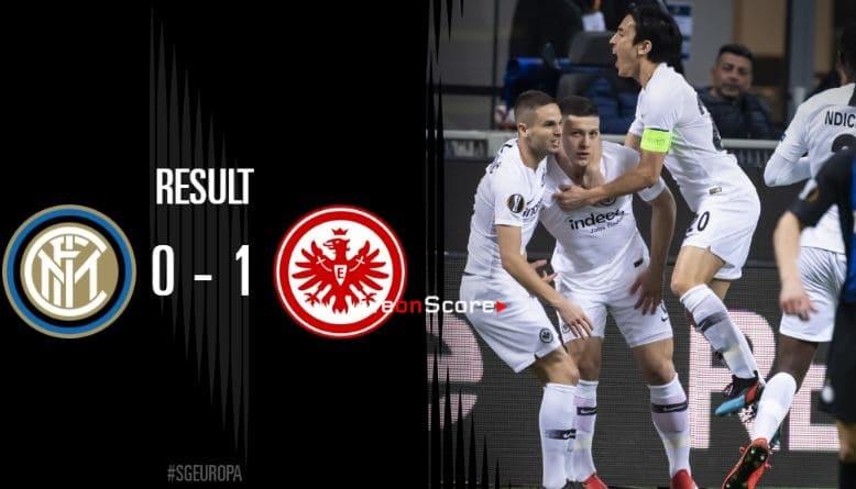Inter 0-1 Eintracht Frankfurt Full Highlight Video – Uefa Europa League 2019