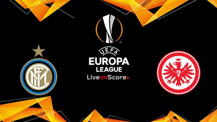 Inter vs Eintracht Frankfurt Preview and Prediction Live stream UEFA Europa League 1/8 Finals  2019