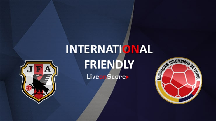 Japan vs Colombia Preview and Prediction Live Stream International Friendly 2019