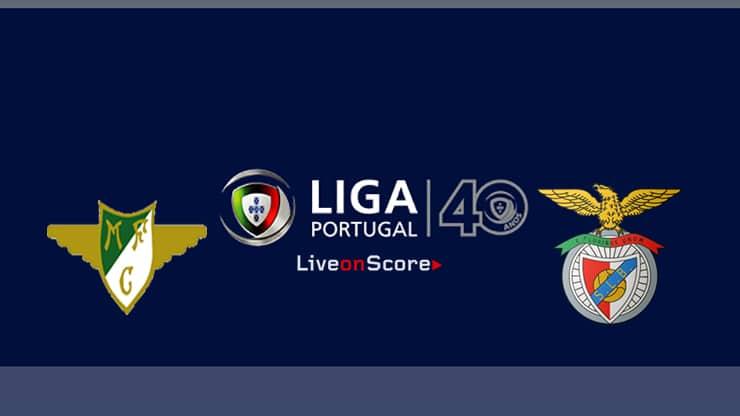 Moreirense vs benfica live stream