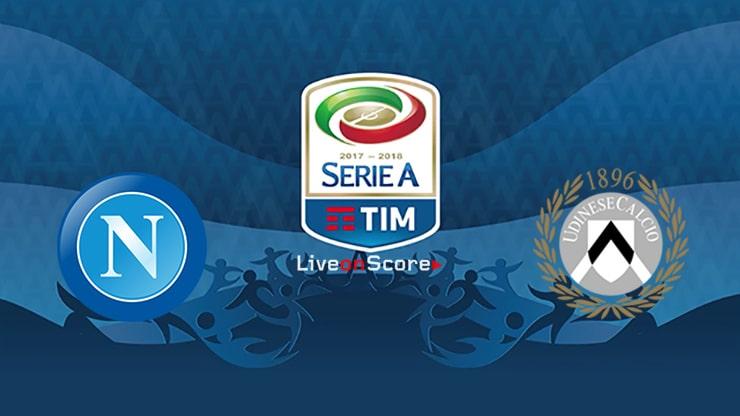 Napoli vs Udinese Preview and Prediction Live stream Serie Tim A  2019