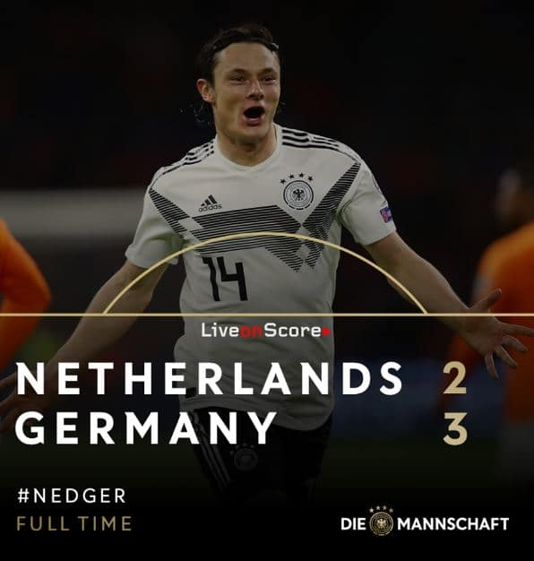 Netherlands 2-3 Germany Full Highlight Video – Qualification EURO 2020