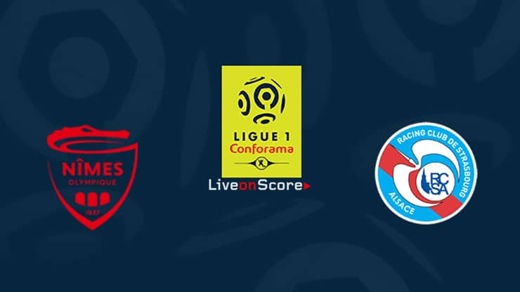 Nimes vs Strasbourg Preview and Prediction Live stream Ligue 1 2019