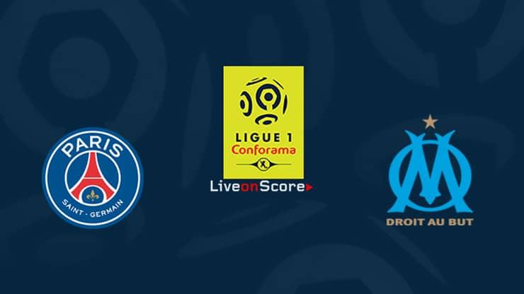 Paris SG vs Marseille Preview and Prediction Live stream Ligue 1 2019