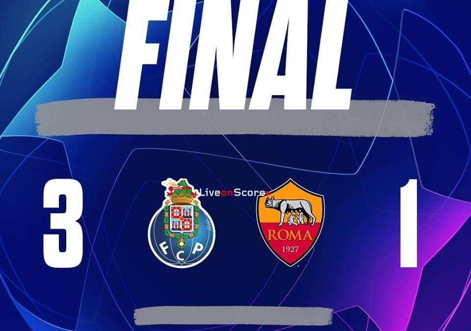 Porto 3-1 Roma Full Highlight Video – Uefa Champions League 2019