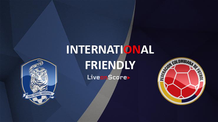 South Korea vs Colombia Preview and Prediction Live Stream International Friendly 2019