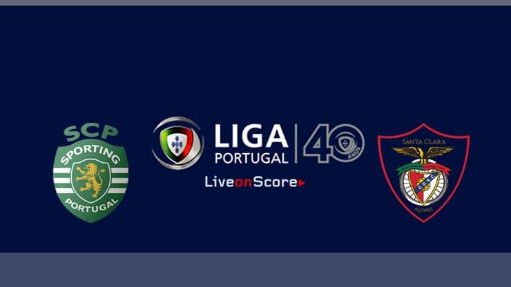 Sporting vs Santa Clara Preview and Prediction Live stream Primeira Liga 2019