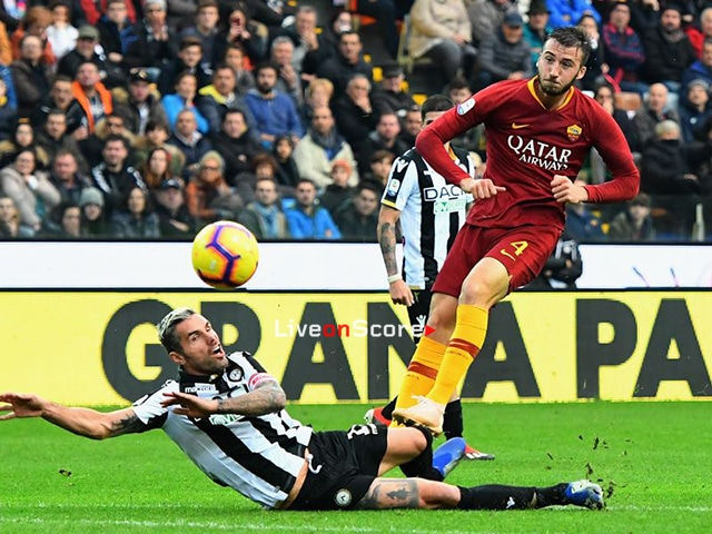AS Roma vs Udinese Preview and Prediction Live stream