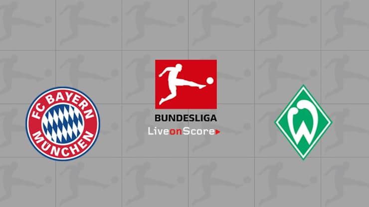 Bayern Munich vs Werder Bremen Preview and Prediction Live stream Bundesliga 2019